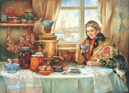 俄罗斯茶文化