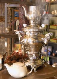 俄茶文化煮水/茶器