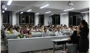 20130618漳州科技学院学长为我们开的一扇窗