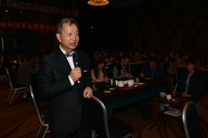 茶道艺术家茶汤作品欣赏会蔡荣章1