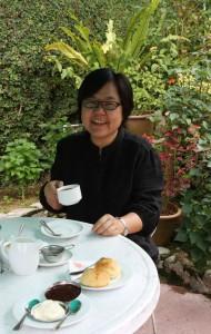 许玉莲英国茶道