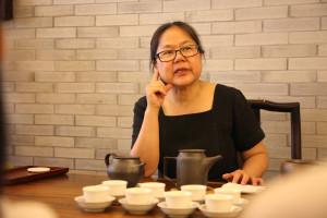 茶道艺术家茶汤作品c