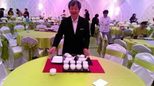 蔡荣章茶道艺术家茶汤作品欣赏会1